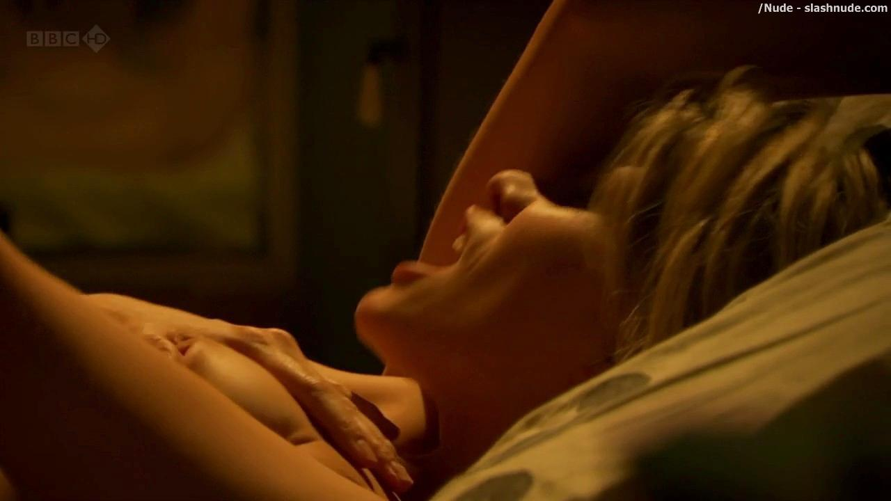 Alana Hood Anna Skellern Nude For Lesbian Fun On Lip Service Photo Nude