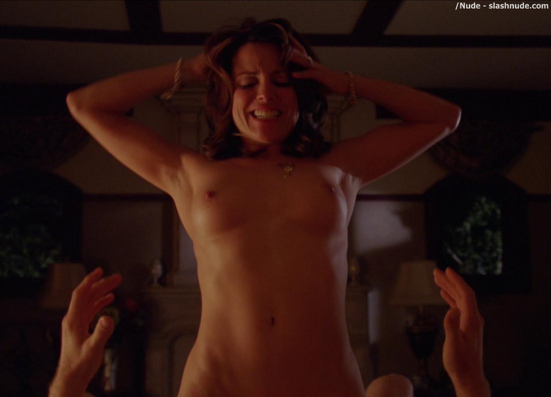 Not Alanna ubach sex scene that