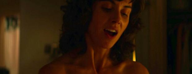 nude scene brie Alison