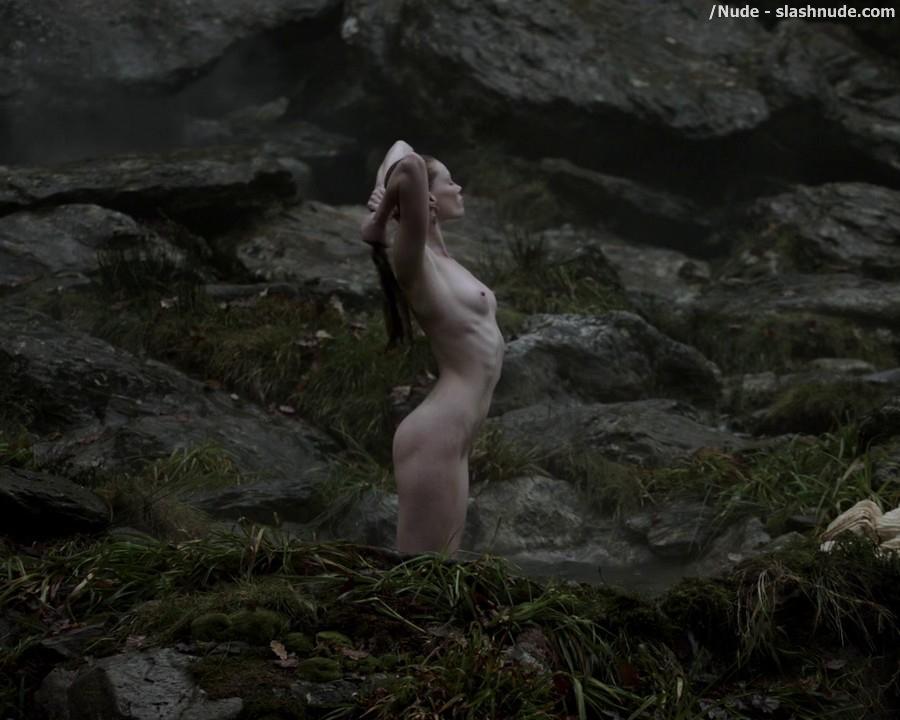 Really. Vikings tv show nude scene
