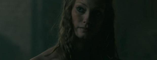 alyssa sutherland topless in vikings 1236
