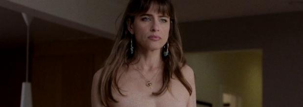 amanda peet topless jeans 360 on togetherness 8084