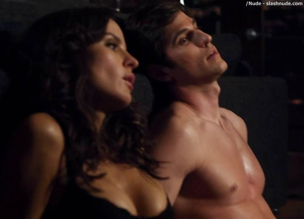 Ana Alexander Topless Breasts Create Good Chemistry 24