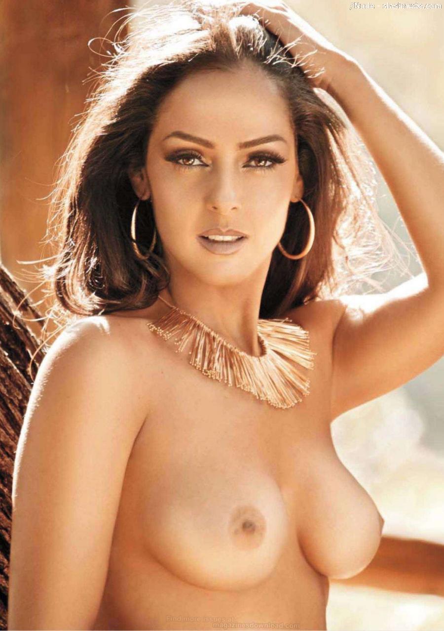 Would Bangs garcia nude sexy