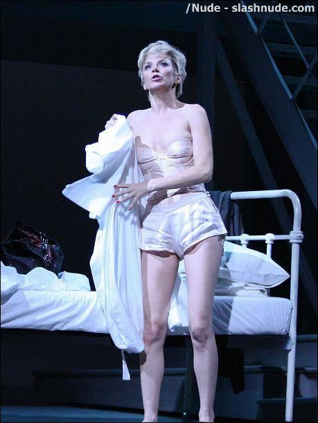 Opinion you anna friel naked on stage