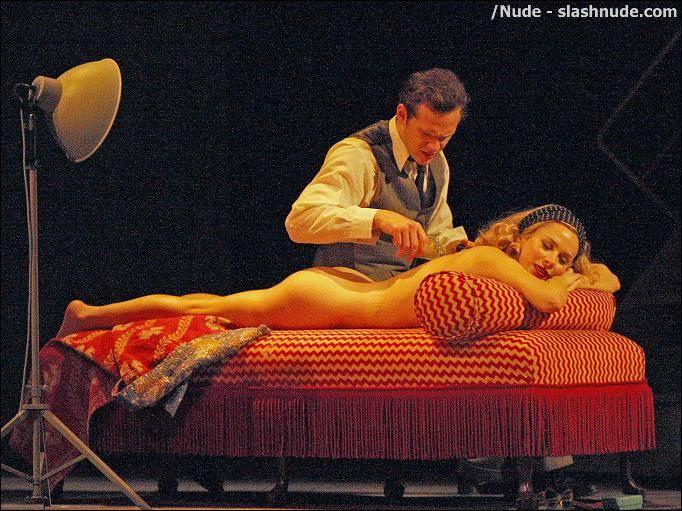 Accept. interesting anna friel naked on stage