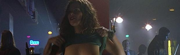 anna friel topless to flash breasts in niagara motel 8306