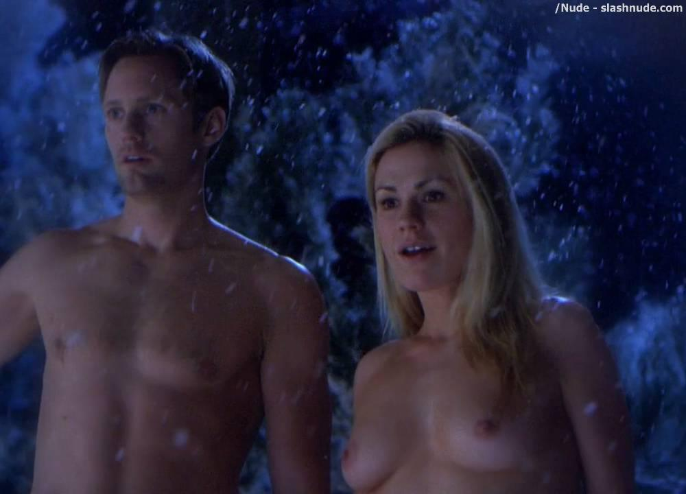 Anna Paquin Naked Brings Snow In Summer 10