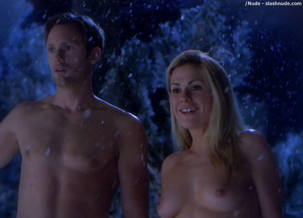 Anna Paquin Naked Brings Snow In Summer 11