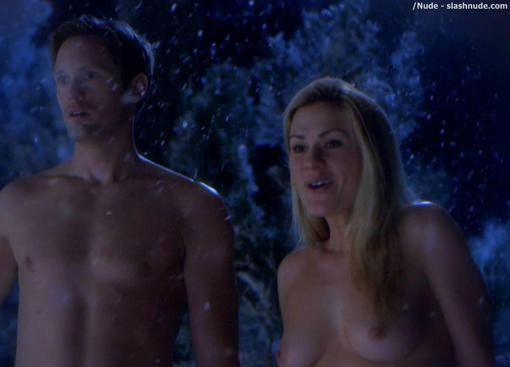 Anna Paquin Naked Brings Snow In Summer 13