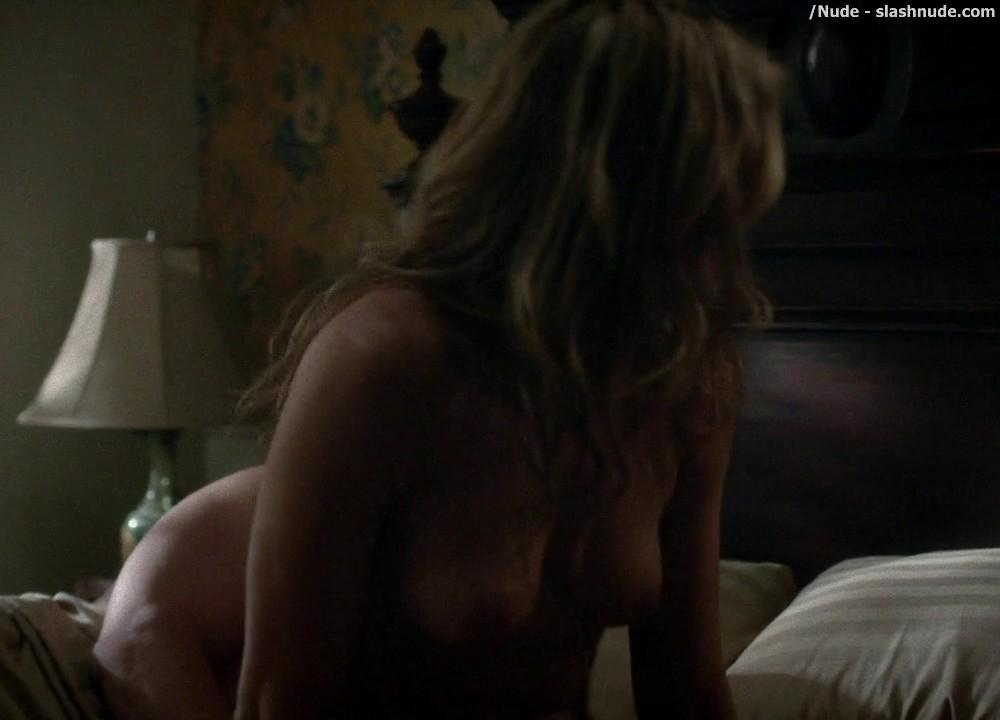 Anna Paquin Topless From True Blood Final Season Premiere 10