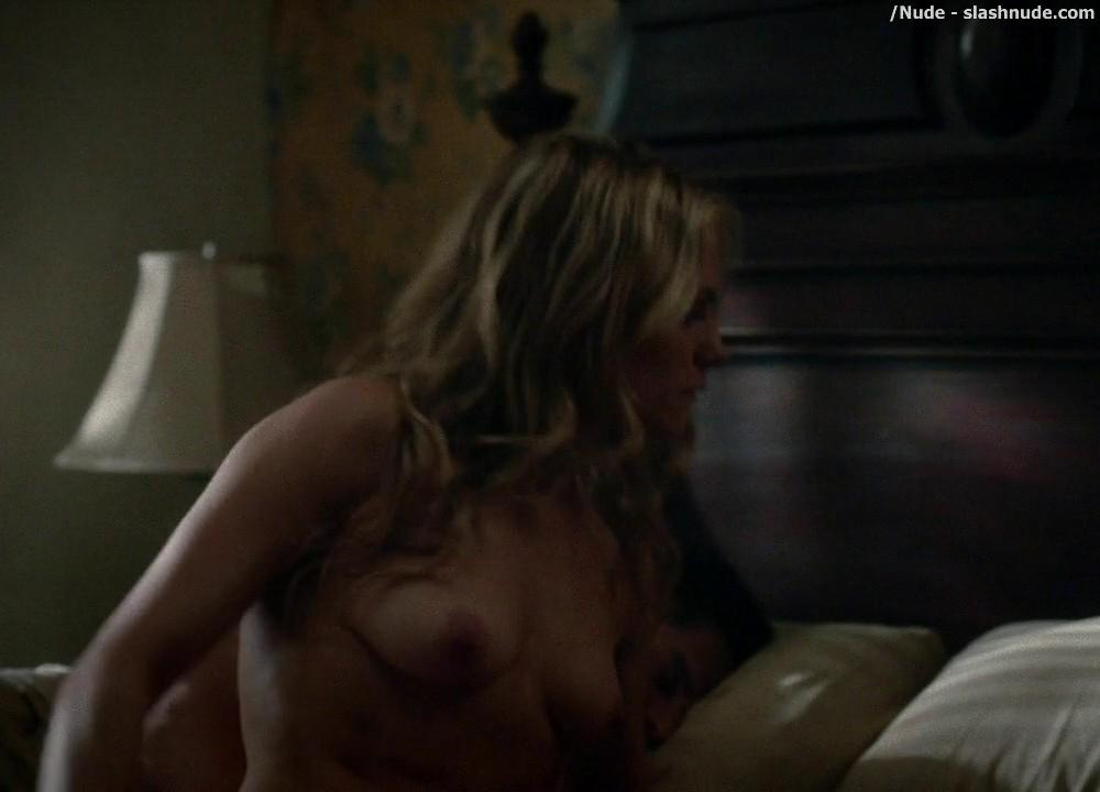 Anna Paquin Topless From True Blood Final Season Premiere 11