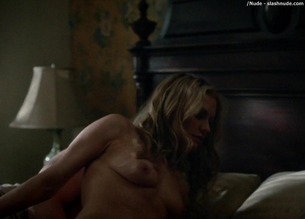 Anna Paquin Topless From True Blood Final Season Premiere 12