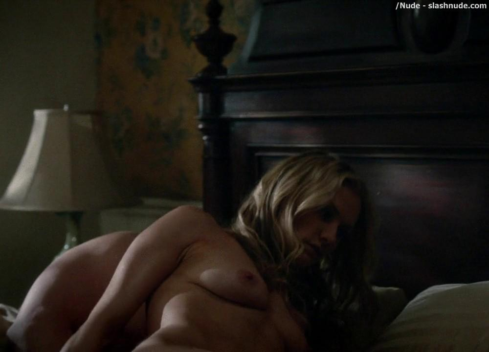 Anna Paquin Topless From True Blood Final Season Premiere 13