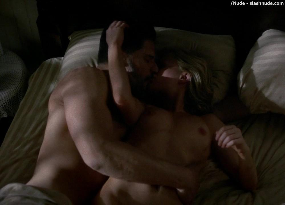 Anna Paquin Topless From True Blood Final Season Premiere 16
