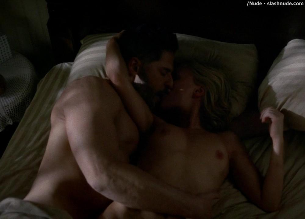 Anna Paquin Topless From True Blood Final Season Premiere 17