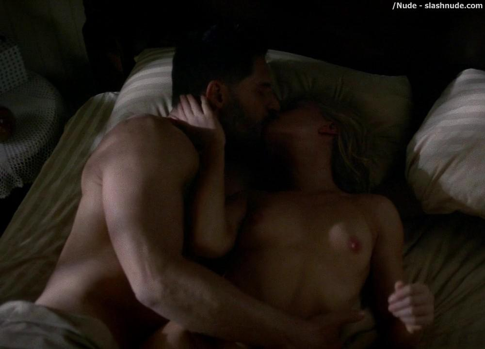 Anna Paquin Topless From True Blood Final Season Premiere 18