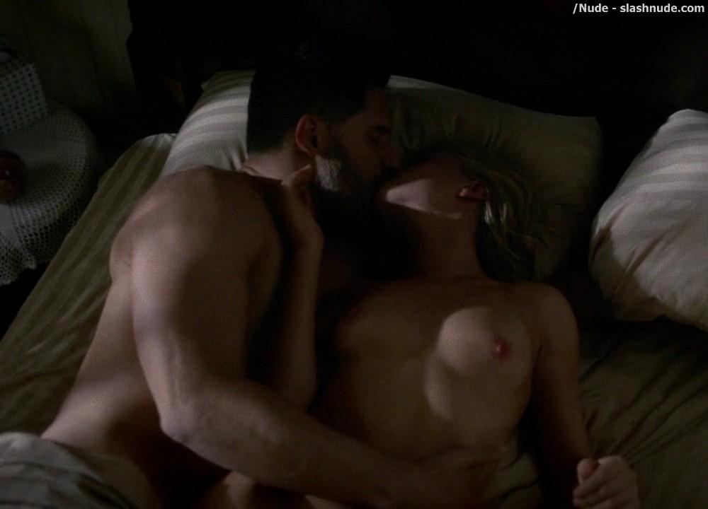 Anna Paquin Topless From True Blood Final Season Premiere 19