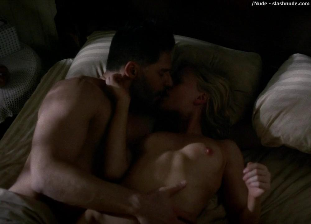 Anna Paquin Topless From True Blood Final Season Premiere 20