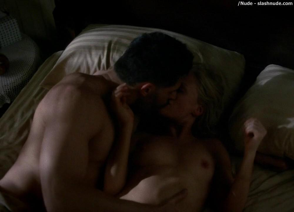 Anna Paquin Topless From True Blood Final Season Premiere 21