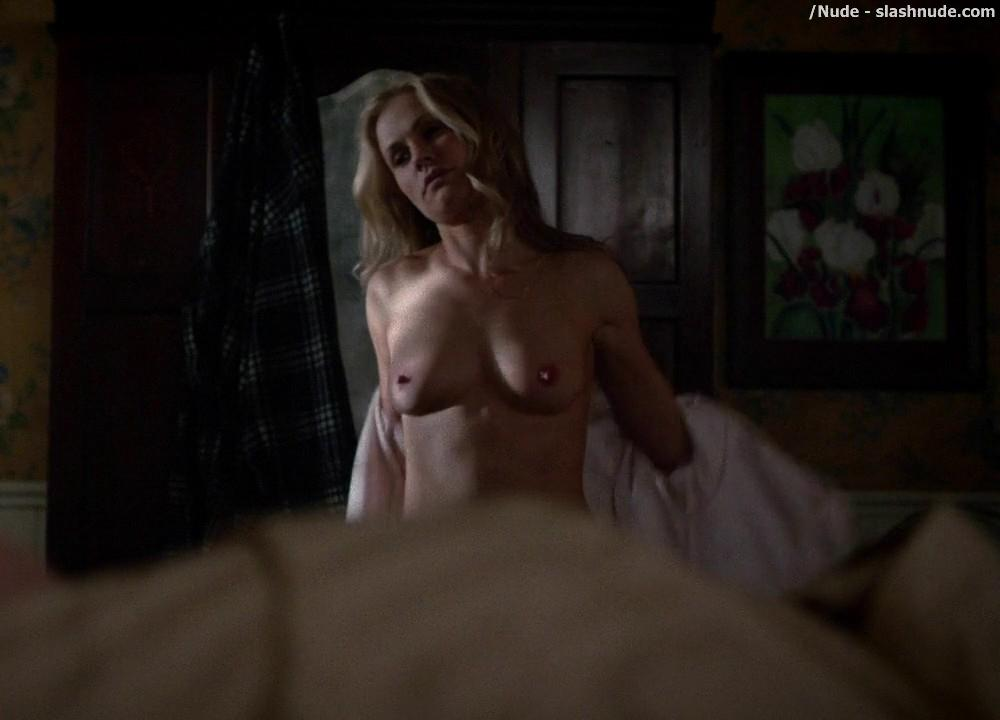 Anna Paquin Topless From True Blood Final Season Premiere 3