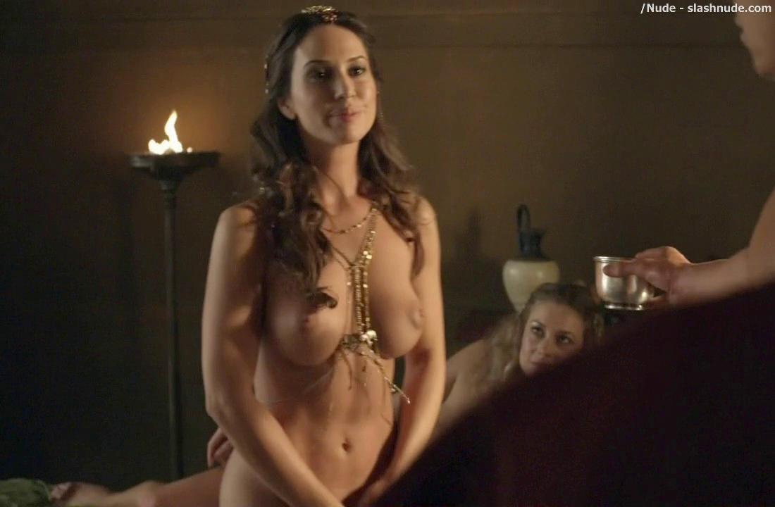girls spartacus actress nude