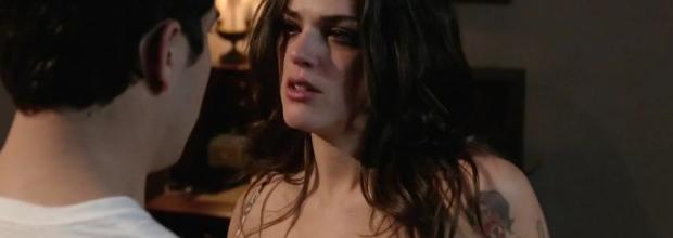 Callie Hernandez Sex Scene