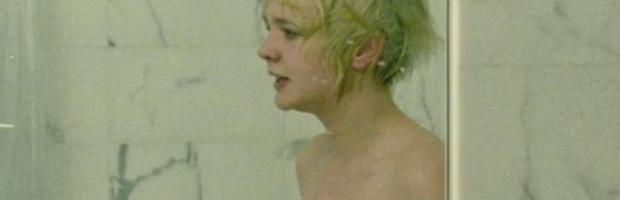 carey mulligan nude in bathroom scene from shame 2487