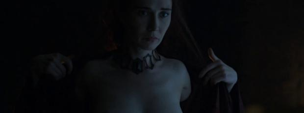 carice van houten nude on game of thrones season premiere 3677