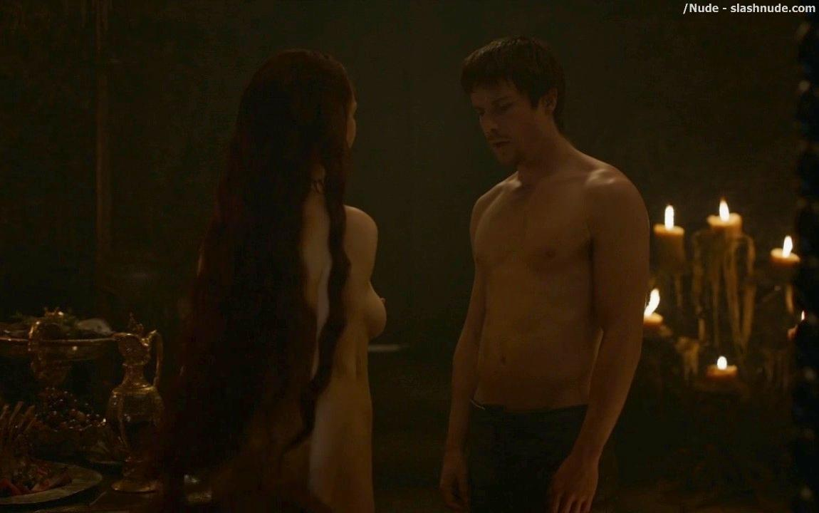 Carice Van Houten Sex Game Of Thrones