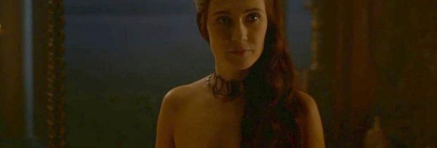 carice van houten nude sex scene from game of thrones 6976