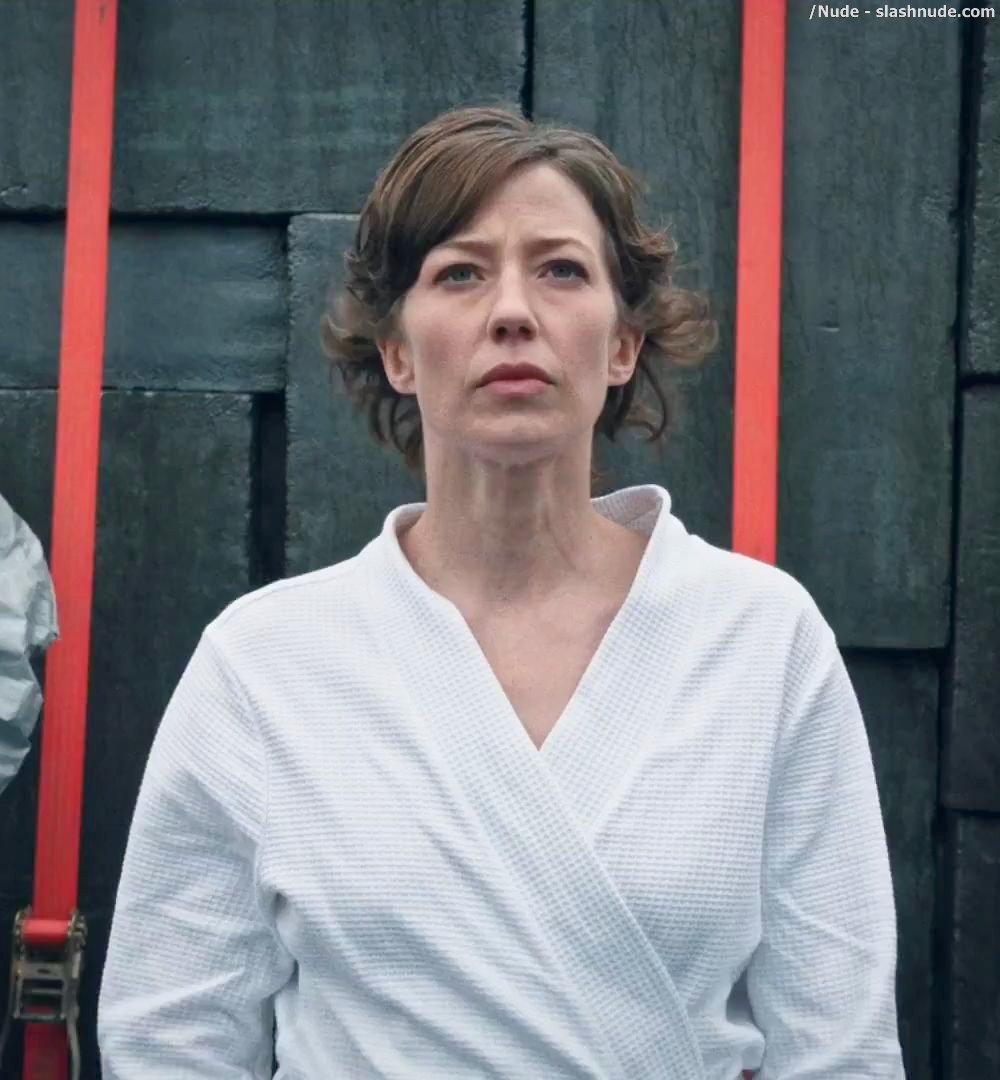 Carrie Coon Nude In The Leftovers 1