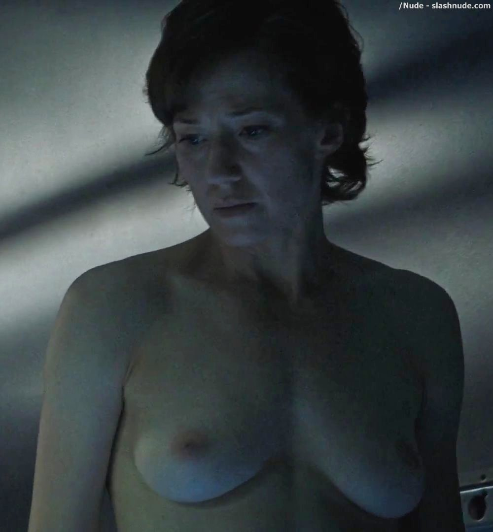 Carrie Coon Nude In The Leftovers 28
