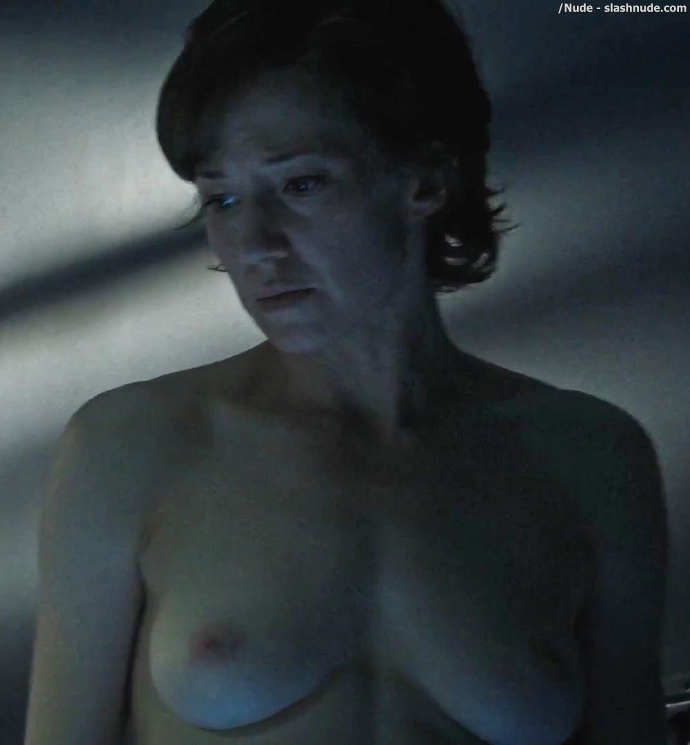 Carrie Coon Nude In The Leftovers 29