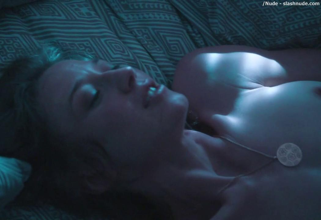 Carrie Coon Nude Sex Scene From The Leftovers 22