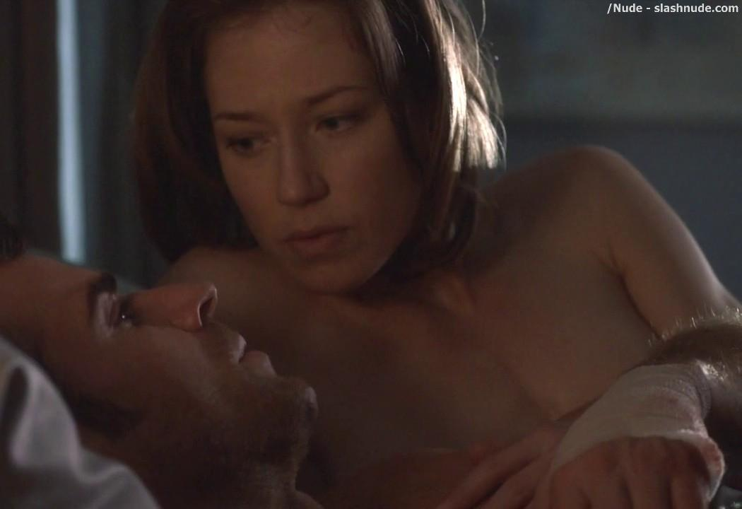 Carrie Coon Nude Sex Scene From The Leftovers 26