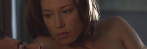 carrie coon nude sex scene from the leftovers 3594