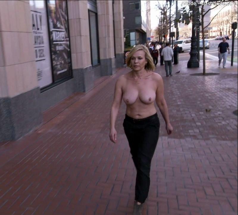 accidental nudity on the job
