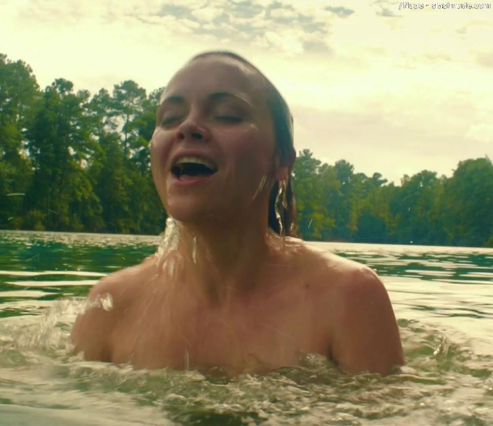 Christina ricci totally nude