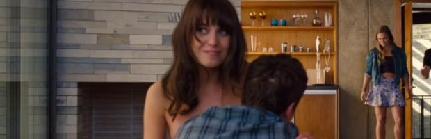 christine donlon topless in entourage movie 7551