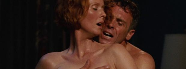 cynthia nixon nude for pleasure in sex and city 6808