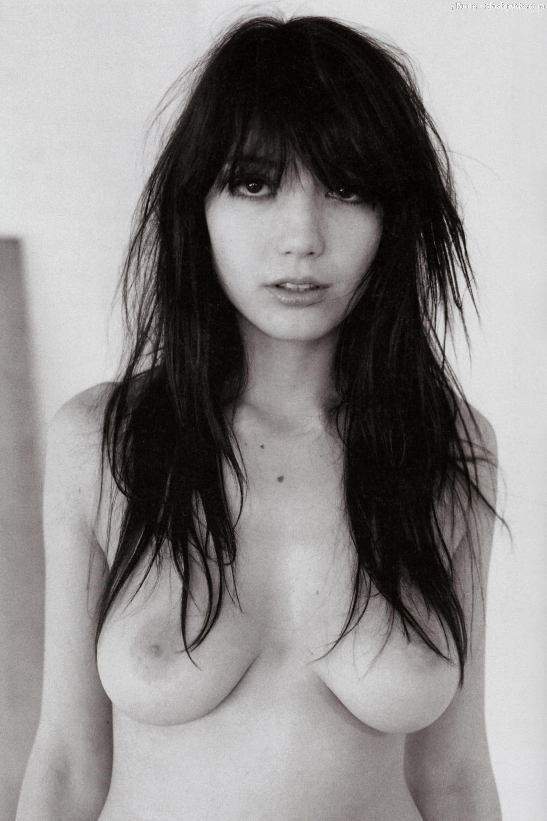 Daisy Lowe Nude And Full Frontal For Paradis 3