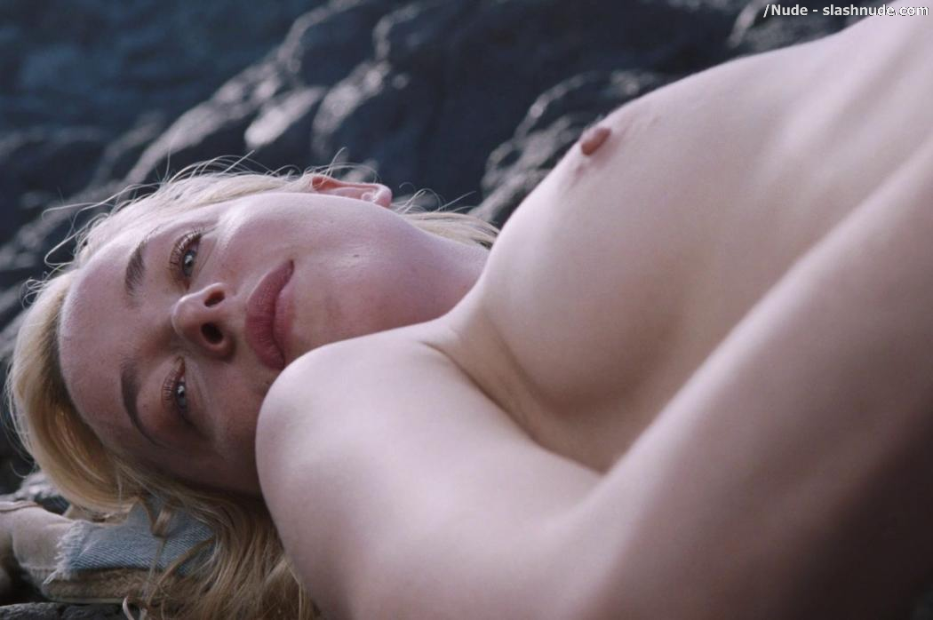 Dakota Johnson Nude Full Frontal In A Bigger Splash 16