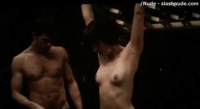 Dakota Johnson Nude In Fifty Shades Of Grey 10