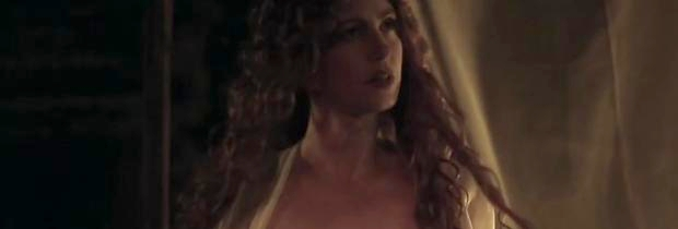debbie rochon topless in richard lionheart rebellion 8084