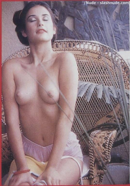 Demi Moore Nude As A Young Actress 3