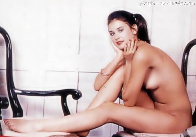 Demi Moore Nude As A Young Actress 9