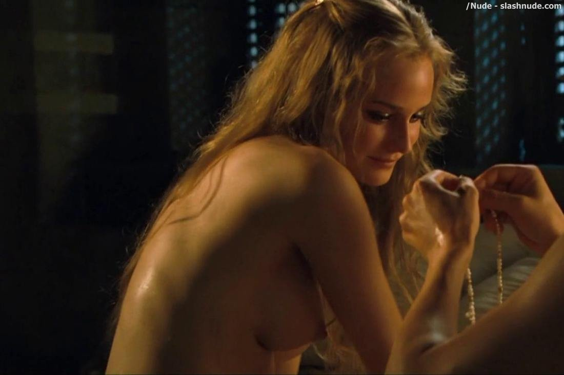 With you diane kruger sex scene something is