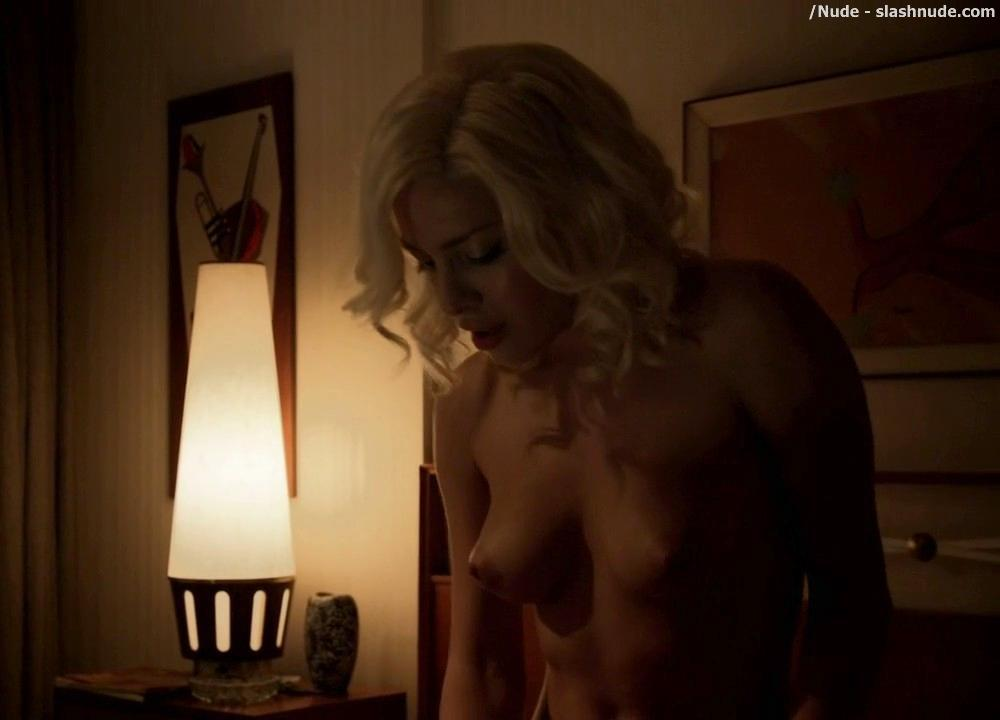 Elena Satine Nude For Fantasy Sex On Magic City 4