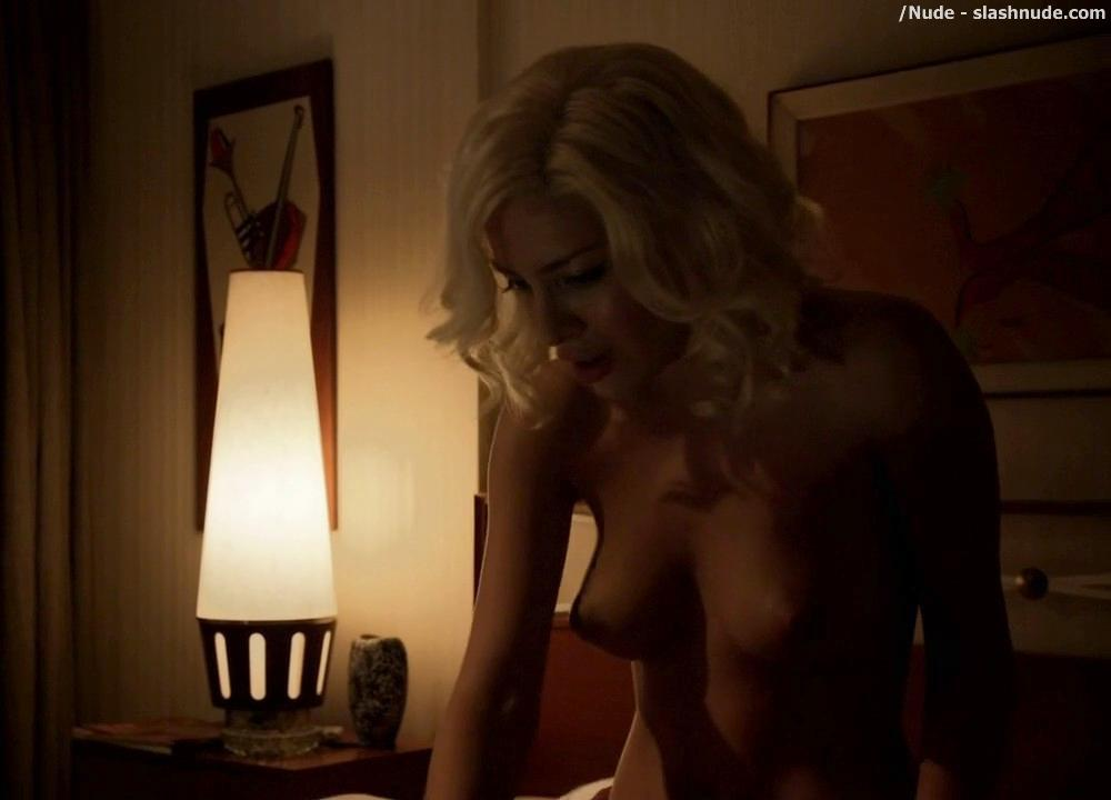 Elena Satine Nude For Fantasy Sex On Magic City 7